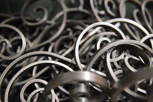 elementi ferro battuto