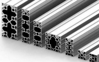 profilati alluminio